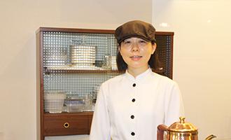 TAKE COFFEE&BAKE 店主 武 智子