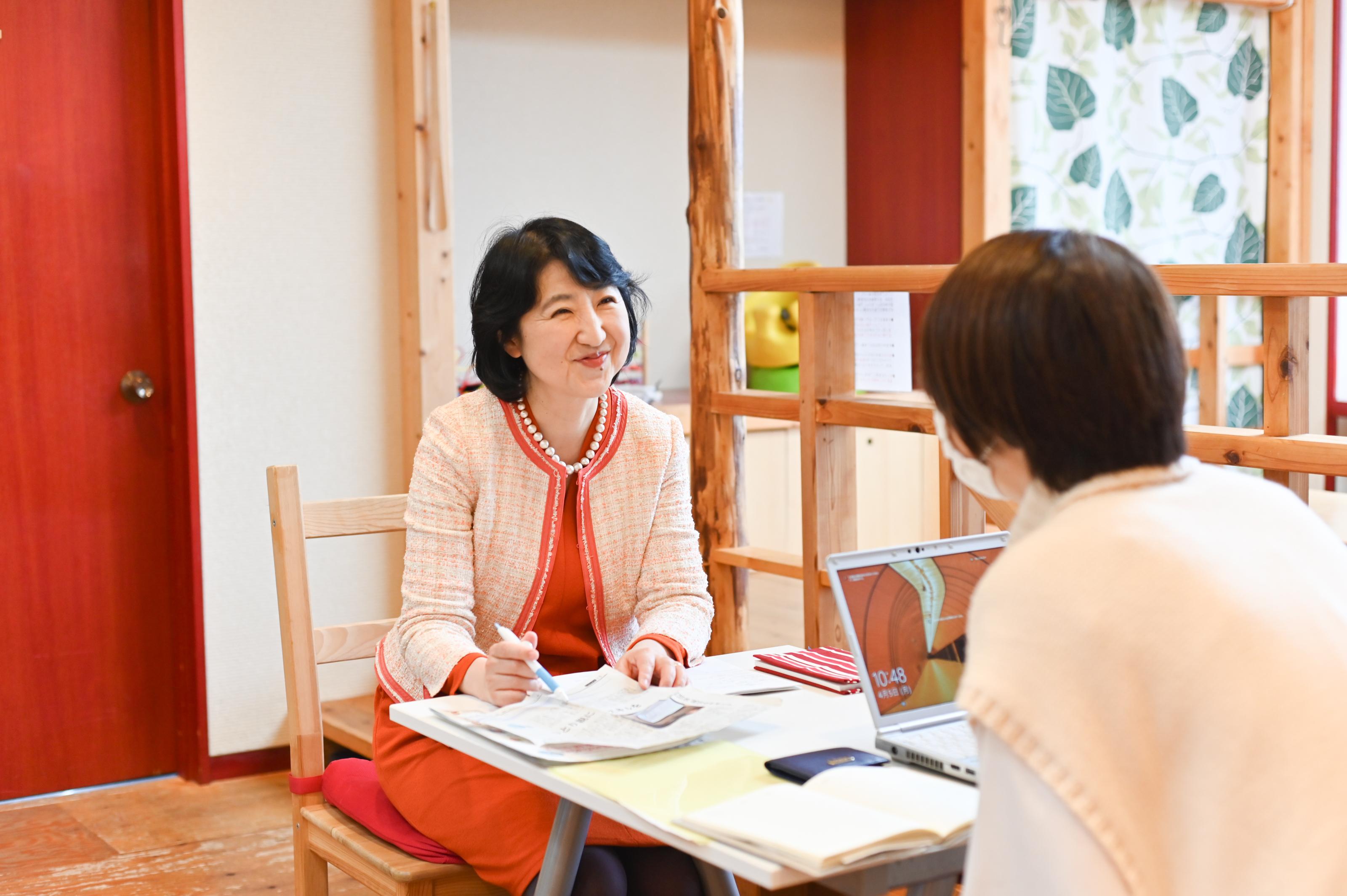8月20日 かなえ社長のオンライン創業相談カフェ